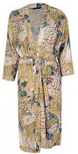 Amber Belted Floral Print Duster