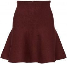NOISY MAY Knitted Skirt Women Red