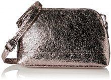 Tom Tailor Acc Jil - Borse a secchiello Donna, Silber (Altsilber), 7x16x25 cm (B x H T)
