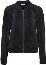 ONLY Pleated Bomber Jacket Women Black