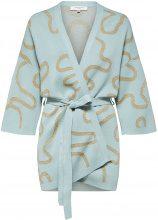 SELECTED Boxy - Kimono Women Grey