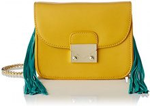 Lollipops Bunglea Side - Borse a spalla Donna, Giallo (Yellow), 8x14x18 cm (W x H L)