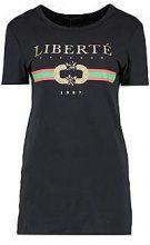 Yasmin Liberte Slogan t-shirt