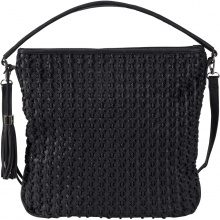 Borsa intrecciata (Nero) - bpc bonprix collection