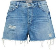 SELECTED Regular Fit - Denim Shorts Women Blue