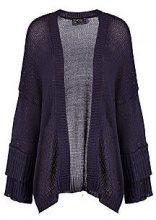 Jade Ruffle Sleeve Knitted Cardigan