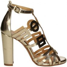 Sandali Grace Shoes  9581 Sandalo tacco Donna Oro