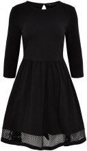 ONLY Detailed Dress Women Black