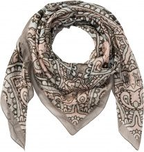 Foulard in seta (rosa) - bpc bonprix collection
