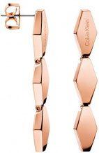 Calvin Klein Orecchini a pendolo e goccia Donna acciaio_inossidabile - KJ5DPE100100