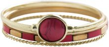 PIECES Colourful Bracelet Women Pink