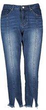 Petite Loren Split Front Skinny Jean