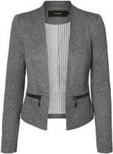 VERO MODA Short Blazer Women Grey