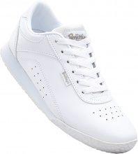 Sneaker in pelle Brütting (Bianco) - Brütting