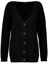 Lucia Button Up Fisherman Cardigan