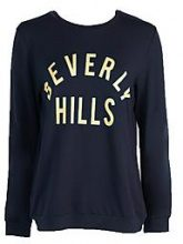 Felpa con Slogan Ashleigh Beverly Hills