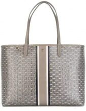 Tory Burch - Gemini link tote - women - Leather - OS - GREY