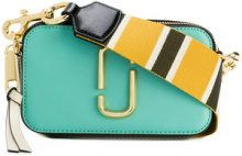 Marc Jacobs - small Snapshot Camera bag - women - Leather - One Size - BLUE