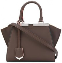 Fendi - mini 3Jours tote - women - Leather - OS - BROWN
