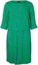 JUNAROSE Patterned Dress Women Green