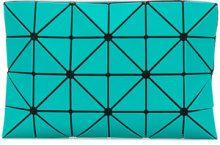 Bao Bao Issey Miyake - Clutch con ricamo - women - Polyester/Nylon/Zinc - OS - BLUE