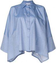 Société Anonyme - Camicia 'De Stijl' - women - Cotton - OS - BLUE