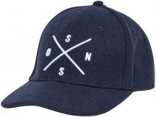 ONLY & SONS Printed Cap Men Blue