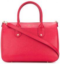 Furla - Borsa Tote 'Linda' - women - Leather - OS - Rosso