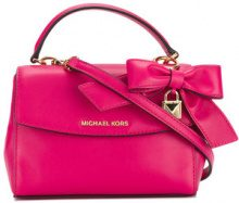 Michael Michael Kors - Borsa a tracolla 'Jet Set Travel' - women - Leather - OS - PINK & PURPLE