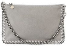 Stella McCartney - Borsellino 'Shaggy Deer Falabella' - women - Polyester - One Size - GREY