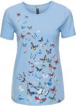 T-shirt (Blu) - RAINBOW