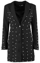 Boutique Charlotte Pearl Blazer Dress