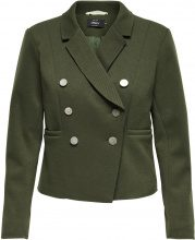 ONLY Short Blazer Women Green