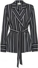 SELECTED Striped - Blazer Women Black
