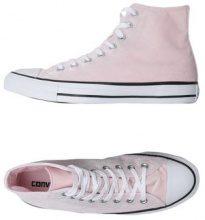 CONVERSE ALL STAR CT AS HI VELVET - CALZATURE - Sneakers & Tennis shoes alte - su YOOX.com