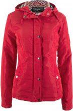 Giacca trapuntata con cappuccio (Rosso) - bpc bonprix collection