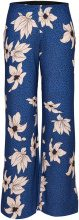 ONLY Wide Trousers Women Blue
