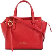 Salvatore Ferragamo - Borsa tote - women - Calf Leather - OS - RED