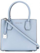 Michael Michael Kors - Borsa Tote media - women - Calf Leather - OS - BLUE