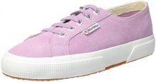 Superga 2750-Sueu, Sneaker Unisex Adulto, Violett (Violet Glicine), 35.5 EU