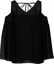 Blusa con spalle scoperte (Nero) - BODYFLIRT boutique