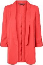 VERO MODA 3/4 Sleeved Blazer Women Red