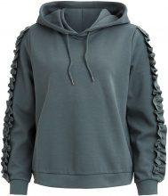 OBJECT COLLECTORS ITEM Feminine Sweater Women Grey