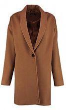 Harriet Oversized Wool Look Coat