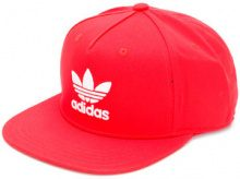 Adidas - Cappello con logo - women - Cotton/Polyester - OS - RED
