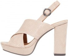 BIANCO Platform Sandals Women Pastel