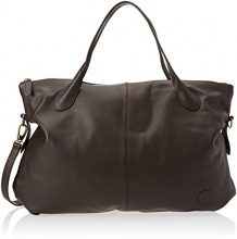 Timberland Tb0m5687, Borsa a Tracolla Donna, Marrone (Chocolate Brown), 13x33x50 cm (W x H x L)