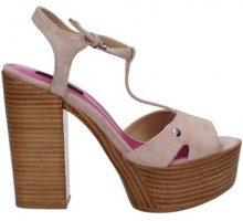 Sandali Fornarina  PE17KY1012S067 Sandalo tacco Donna Rosa