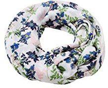 Esprit Accessoires 038ea1q001, Sciarpa Donna, Bianco (Off White 110), Taglia unica (Taglia Produttore: 1SIZE)