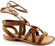 Sandali Gioseppo  BRIASA 40654  marrone sandali donna schiava cuoio